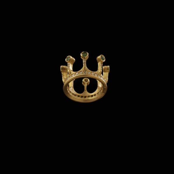 Corona Medievale Diamantata
