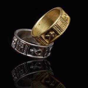 Alchemical Wedding Ring II